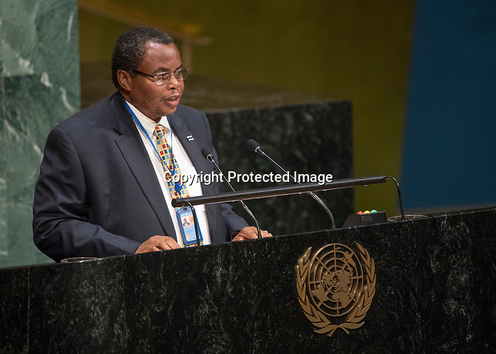 Question of equitable representation on and increase in the membership of the Security Council and other matters related to the Security Council [item 122]<br /> <br /> <br /> BOTSWANA