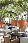Asia de Cuba Restaurant at the Mondrian Hotel, West Hollywood, CA