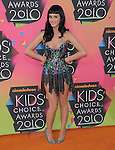 KeKaty Perry at Nickelodeon's 23rd Annual Kids' Choice Awards held at Pauley Pavilion in Westwood, California on March 27,2010                                                                                      Copyright 2010 © DVS / RockinExposures