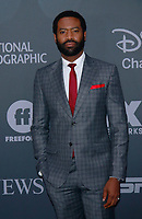 NEW YORK, NY - MAY 14: Nicholas Pinnock at the Walt Disney Television 2019 Upfront at Tavern on the Green in New York City on May 14, 2019. <br /> CAP/MPI99<br /> ©MPI99/Capital Pictures
