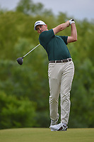 Michael Thompson (USA) watches his tee shot on 4 during round 3 of the AT&T Byron Nelson, Trinity Forest Golf Club, Dallas, Texas, USA. 5/11/2019.<br /> Picture: Golffile | Ken Murray<br /> <br /> <br /> All photo usage must carry mandatory copyright credit (© Golffile | Ken Murray)