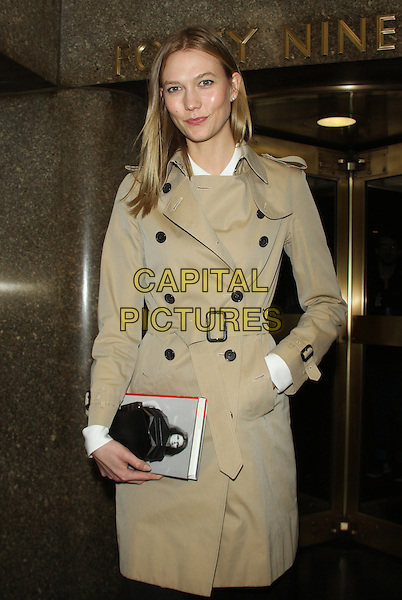 NEW YORK, NY - DECEMBER 18: Karlie Kloss at the Gloria Steinem party for her new book, My Life on the Road at the Rainbow Room on December 18, 2015 in New York City.  <br /> CAP/MPI/RW<br /> &copy;RWMPI/Capital Pictures