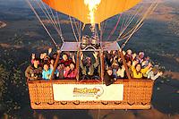 20150703 July 03 Hot Air Balloon Gold Coast