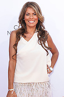 PASADENA, CA, USA - OCTOBER 10: Lisa Vidal arrives at the 2014 NCLR ALMA Awards held at the Pasadena Civic Auditorium on October 10, 2014 in Pasadena, California, United States. (Photo by Celebrity Monitor)