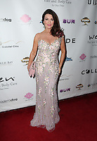 LOS ANGELES, CA - NOV 11: Lisa Vanderpump attends the first annual Vanderpump Dog Foundation Gala hosted and founded by Lisa Vanderpump, Taglyan Cultural Complex, Los Angeles, CA, November 3, 2016. (Credit: Parisa Afsahi/MediaPunch).