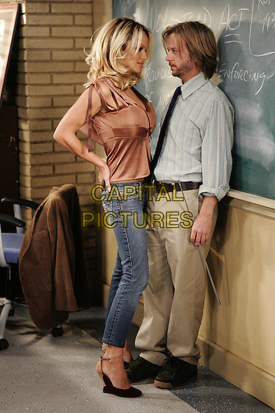 "PAMELA ANDERSON & DAVID SPADE.in 8 Simple Rules.""C.J.'s Temptation"".*Editorial Use Only*.www.capitalpictures.com.sales@capitalpictures.com.Supplied by Capital Pictures."