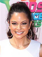 WESTWOOD, LOS ANGELES, CA, USA - JULY 17: Melissa Carcache at the Nickelodeon Kids' Choice Sports Awards 2014 held at UCLA's Pauley Pavilion on July 17, 2014 in Westwood, Los Angeles, California, United States. (Photo by Xavier Collin/Celebrity Monitor)