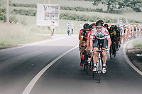 Andr&eacute; Greipel (DEU/Lotto-Soudal) leading the way<br /> <br /> Ster ZLM Tour (2.1)<br /> Stage 4: Hotel Verviers &gt; La Gileppe (Jalhay)(190km)