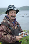 Bradley Samson, fishing, hunting guide, Newfoundland