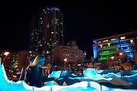 Art Basel Miami Beach at Collins Park, South Beach, Florida, USA, Nov. 30, 2011. Photo by Debi Pittman WIlkey