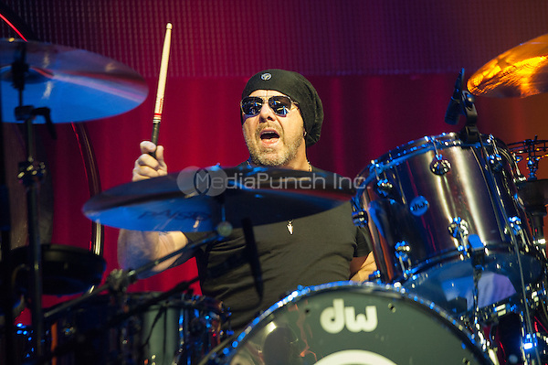 LAS VEGAS, NV - May 12, 2016: ***HOUSE COVERAGE*** Jason Bonham's Led Zeppelin Experience at Brooklyn Bowl Las Vegas in Las vegas, NV on May 12, 2016. Credit: GDP Photos/ MediaPunch