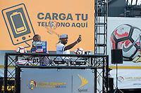 Photo before the match United States vs Paraguay, Corresponding to  Group -A- of the America Cup Centenary 2016 at Lincoln Financial Field Stadium.<br /> <br /> Foto previo al partido Estados Unidos vs Paraguay, Correspondiente al Grupo -A- de la Copa America Centenario 2016 en el Estadio Lincoln Financial Field , en la foto: Sponsors Sprint<br /> <br /> <br /> 11/06/2016/MEXSPORT/Osvaldo Aguilar.
