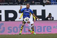 Terrence Boyd (SV Darmstadt 98)- 11.02.2017: SV Darmstadt 98 vs. Borussia Dortmund, Johnny Heimes Stadion am Boellenfalltor