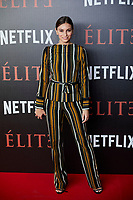 Norma Ruiz attends to 'Elite' premiere at Museo Reina Sofia in Madrid, Spain. October 02, 2018. (ALTERPHOTOS/A. Perez Meca) /NortePhoto.com NORTEPHOTOMEXICO