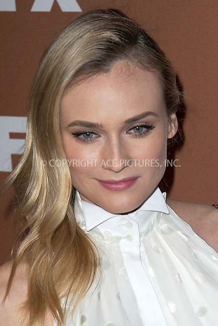 WWW.ACEPIXS.COM . . . . . .March 28, 2013...New York City....Diane Kruger attends the 2013 FX Upfront Bowling Event at Luxe at Lucky Strike Lanes on March 28, 2013 in New York City ....Please byline: KRISTIN CALLAHAN - ACEPIXS.COM.. . . . . . ..Ace Pictures, Inc: ..tel: (212) 243 8787 or (646) 769 0430..e-mail: info@acepixs.com..web: http://www.acepixs.com .