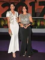 Garbine Muguruza and Conchita Martinez at the Wimbledon Champions Dinner, The Guildhall, Gresham Street, London, England, UK, on Sunday 16 July 2017.<br /> CAP/CAN<br /> &copy;CAN/Capital Pictures /MediaPunch ***NORTH AND SOUTH AMERICAS ONLY***