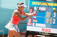 Russian Evgeniya Rodina during Mutua Madrid Open Tennis 2017 at Caja Magica in Madrid, May 06, 2017. Spain.<br /> (ALTERPHOTOS/BorjaB.Hojas) /NORTEPHOTO.COM