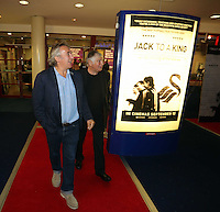Pictured: Jeff Towns. Sunday 14 September 2014<br />