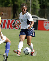 Danielle Slaton, USWNT vs Brazil.
