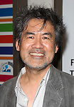 David Henry Hwang attending the Broadway Opening Night Performance of 'An Enemy of the People' at the Samuel J. Friedman Theatre in New York. Sept. 27, 2012