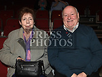 John and Virginia Madden at the Keith Barry show in the TLT. Photo:Colin Bell/pressphotos.ie
