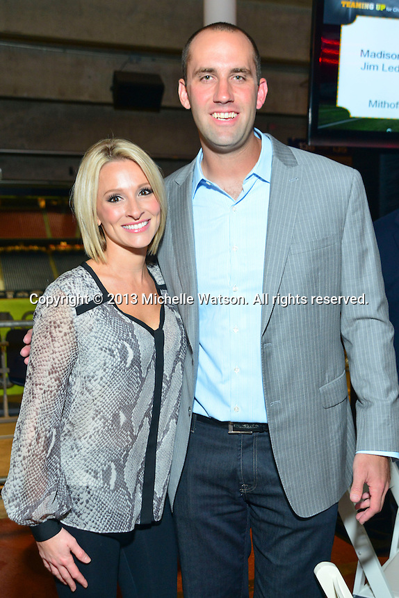 DePelchin Children's Center Friday Night Lights Gala at Reliant Stadium