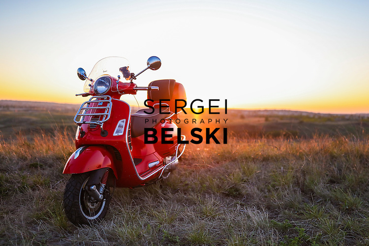 My Vespa Adventures Ride with the Club. Photo Credit: Sergei Belski
