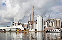 Nederland Koog aan de Zaan 2015.  Tate and Lyle Netherlands B.V. Vervaardiging van zetmeel en zetmeelproducten