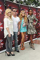 "LOS ANGELES, CA - JULY 11: ""The X Factor"" - Meet The Judges Red Carpet Event at Galen Center on July 11, 2013 in Los Angeles, California. (Photo by Rob Latour/Celebrity Monitor)"