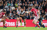 Picture by Allan McKenzie/SWpix.com - 08/09/2017 - Rugby League - Betfred Super League - The Super 8's - Hull FC v Wigan Warriors - KC Stadium, Kingston upon Hull, England - Hull FC's Albert Kelly.