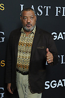 www.acepixs.com<br /> <br /> November 1 2017, LA<br /> <br /> Actor Laurence Fishburne arriving at the premiere of 'Last Flag Flying' at the DGA Theater on November 1, 2017 in Los Angeles, California<br /> <br /> By Line: Peter West/ACE Pictures<br /> <br /> <br /> ACE Pictures Inc<br /> Tel: 6467670430<br /> Email: info@acepixs.com<br /> www.acepixs.com