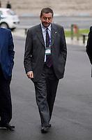 AGENZIA EUROPEA DELLO SPAZIO.CONSIGLIO A LIVELLO MINISTERIALE .NELLA FOTO     FRANCESCO PROFUMO .EUROPEAN SPACE AGENCY  COUNCIL MEETING AT MINISTERIAL LEVEL.