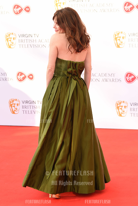 Anna Friel arriving for the BAFTA TV Awards 2018 at the Royal Festival Hall, London, UK. <br /> 13 May  2018<br /> Picture: Steve Vas/Featureflash/SilverHub 0208 004 5359 sales@silverhubmedia.com