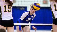 2015.02.07 UBC Women's Volleyball vs Regina Cougars