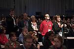Copenhagen - Denmark, December 04, 2018 -- International Trade Union Confederation - 4th ITUC World Congress 'Building Workers' Power' at Bella Center -- Photo: © HorstWagner.eu / ITUC
