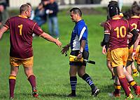 170415 Wanganui Senior Club Rugby - Kaierau B v Border B