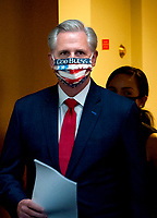 McCarthy Holds Weekly Press Briefing at US Capitol