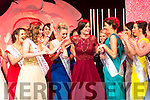 Chicago Rose Maggie McEldowney is shocked as she is announced as 2016 International Rose of Tralee at the dome on Tuesday evening.
