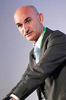 Antonio Bosio,<br /> Product &amp; Solutions Director, Samsung Italia , interviene al convegno Digital  x Italia . Capri, 03 ottobre 2013