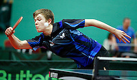 2015 National Table Tennis Finals