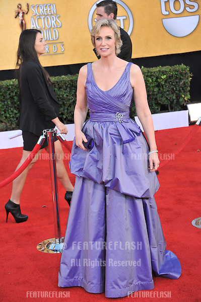 Jane Lynch at the 17th Annual Screen Actors Guild Awards at the Shrine Auditorium..January 30, 2011  Los Angeles, CA.Picture: Paul Smith / Featureflash