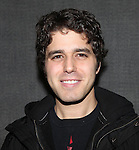Josh Young in Rehearsal for 'Amazing Grace - The Epic Musical'  at Clark Studio Theater, Lincoln Center in New York City on December 7, 2012