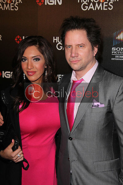 Farrah Abraham, Jamie Kennedy<br />