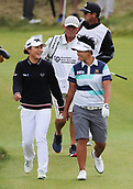 30th September 2017, Windross Farm, Auckland, New Zealand; LPGA McKayson NZ Womens Open, third round;  New Zealand Lydia Ko