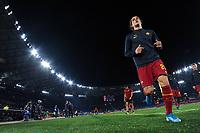 Nicolo Zaniolo of AS Roma <br /> Roma 27-10-2019 Stadio Olimpico <br /> Football Serie A 2019/2020 <br /> AS Roma - AC Milan<br /> Foto Andrea Staccioli / Insidefoto