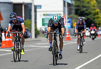 Sprint two. Stage five of the 2018 NZ Cycle Classic UCI Oceania Tour (Masterton criterium) in Masterton, New Zealand on Friday, 21 January 2018. Photo: Dave Lintott / lintottphoto.co.nz