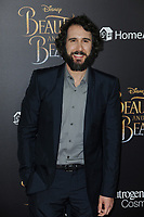 www.acepixs.com<br /> March 13, 2017  New York City<br /> <br /> Josh Groban arriving at the New York special screening of Disney's live-action adaptation 'Beauty and the Beast' at Alice Tully Hall on March 13, 2017 in New York City.<br /> <br /> Credit: Kristin Callahan/ACE Pictures<br /> <br /> Tel: 646 769 0430<br /> Email: info@acepixs.com