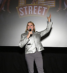 "Bonnie Comley attends the BroadwayHD's ""42nd Street"" Screening at the AMC Empire 25 Theatres on April 16, 2019 in New York City."