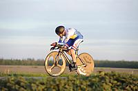 Wielrennen Tijdrit  Lemmer 130515