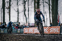 French Champion Steve Chainel (FRA/Chazal-Canyon)<br /> <br /> Elite Men's Race<br /> UCI CX Worlds 2018<br /> Valkenburg - The Netherlands